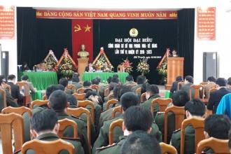 Đại hội đại biểu Công đoàn cơ sở VQG Phong Nha - Kẻ Bàng lần thứ VI, nhiệm kỳ 2018 - 2023